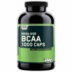 Optimum Nutrition BCAA 1000 (400 kaps.)
