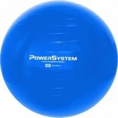 POWER SYSTEM Pro Gym Ball Blue 65cm. Gimnastikos kamuolys 65 cm