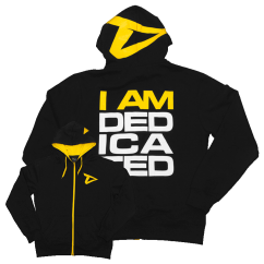Dedicated Fitted Tracksuit Hoodie Trenigas su kapišonu
