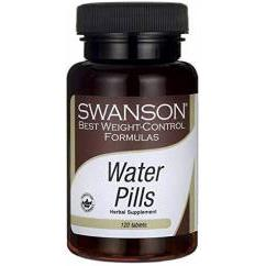 Swanson Water Pills (120 kaps.)