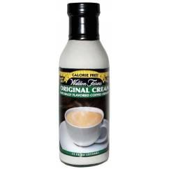 Walden Farms Original Coffee Cream (355ml) Grietinele kavai