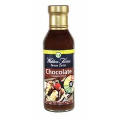 Walden Farms Chocolate Syrup 344 ml Šokoladinis syrupas